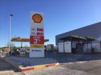 Estacion de servicio Shell Merida