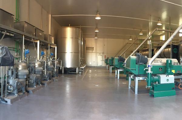 agroindustria Extremadura flingenieros
