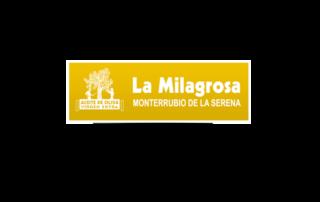 Logo Aceite la milagrosa de monterrubio de la Serena