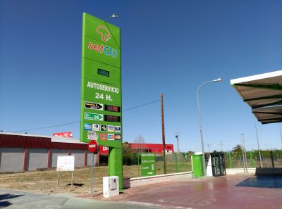 Estación de Servicio SetOil Don Benito
