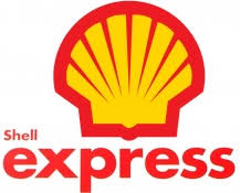 red shell express logo