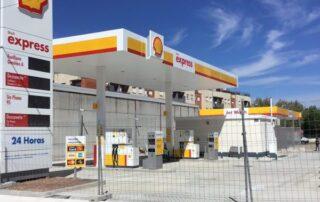 gasolinera shell flingenieros