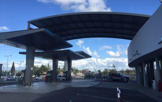 FL Ingenieros - estación de servicio obra