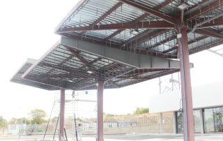 FL Ingenieros - estación de servicio