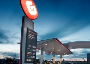 gasolinera galp alcala